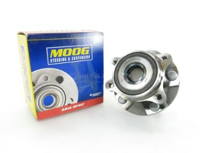 Find NEW Moog Wheel Bearing & Hub Assembly Front 513257 Toyota RAV4 Prius xB 2004-14 motorcycle in Stafford, Texas, United States, for US $129.00