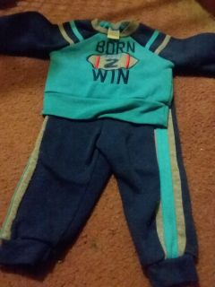 6-9 month boys outfit