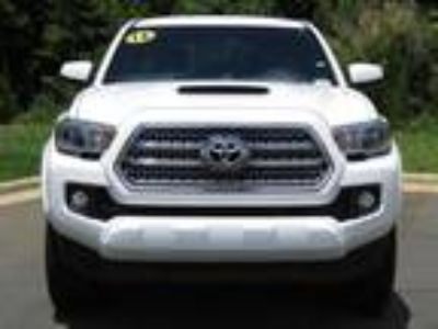 used 2016 Toyota Tacoma for sale.