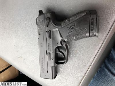 For Trade: Springfield XDE .45