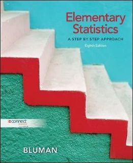 elementary statistics : a step by step approach & solutions manual to accompany