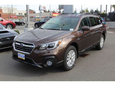 2019 Subaru Outback 2.5i Premium (Cn3/Brown)