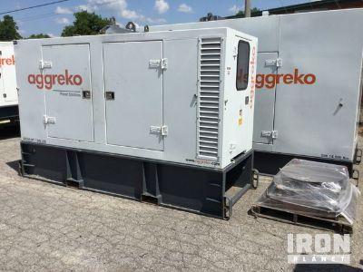 2006 (unverified) Aggreko 125 kVA Gen Set