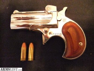 For Sale: derringer davis 32 caliber made in u.s.a.