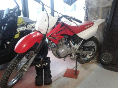 2012 Honda CRF 100F Off Road Motorcycles Eastland, TX