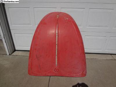 Volkswagen Beetle Early Front Hood
