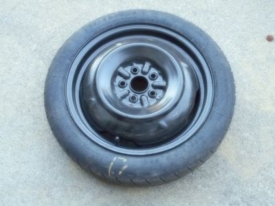 "TOYOTA Spare Tire DONUT - 5 Lug x 16"" Rim from COROLLA"