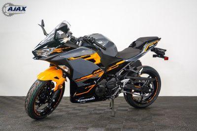 2018 Kawasaki Ninja 400 ABS Sport Motorcycles Oklahoma City, OK
