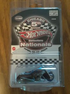 Hot Wheels 2005 Chicago 5th Annual Collector's Nationals Scorchin Scooter