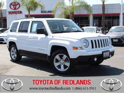 Used 2014 Jeep Patriot FWD 4dr