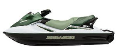 2002 Sea-Doo GTX DI 3 Person Watercraft Oakdale, NY