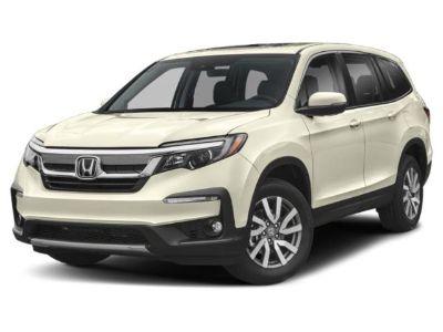 2019 Honda Pilot EX-L (Diamond White Pearl)