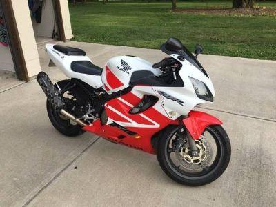 2001 Honda CBR 600F4I1