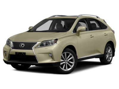 2015 Lexus RX 350 Base (Black)