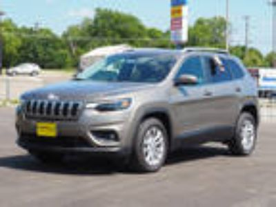 2019 Jeep Cherokee Gray