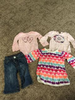 9-12 month girl clothes
