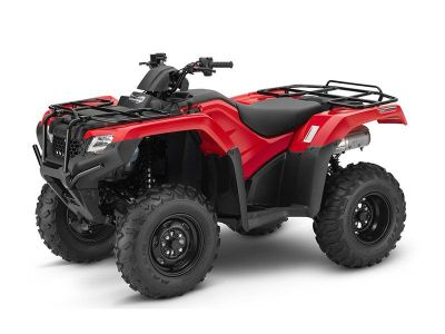 2016 Honda FourTrax Rancher 4X4 Automatic DCT IRS Utility ATVs Jamestown, NY