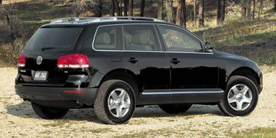 2007 Volkswagen Touareg V6 (Black)