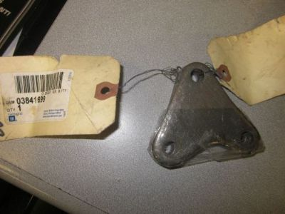 Buy GM NOS 67-69 Camaro Chevelle Nova Impala SB Rear Compressor Bracket motorcycle in Houston, Texas, United States, for US $60.00