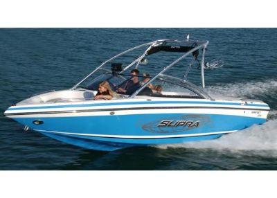 2010 Supra Sunsport 22 V Ski and Wakeboard Boats Gaylord, MI