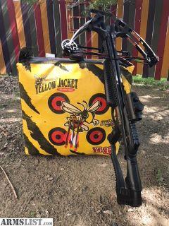 For Sale: Barnett Recruit Compound crossbow package
