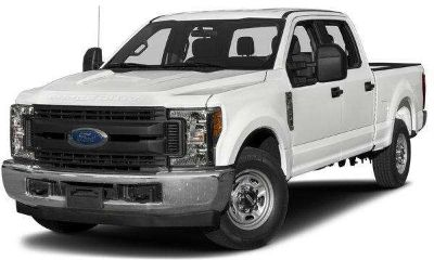 Used 2017 Ford Super Duty F-250 SRW 4WD Crew Cab 6.75' Box