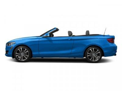 2018 BMW 2 Series 230i xDrive (Seaside Blue Metallic)