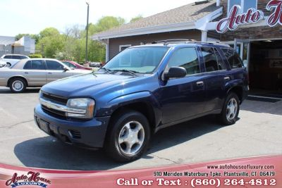 2007 Chevrolet Trailblazer LS (Imperial Blue Metallic)