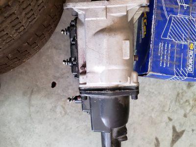 Roltek 4 speed transmission