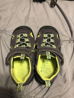 Child of mine Brand water shoes toddler boy