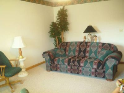 2 bedroom newer 2002 furnished condo in Dubois PA