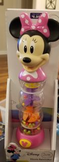 Minnie mouse rainmaker with lights