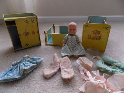 Antique Baby Doll