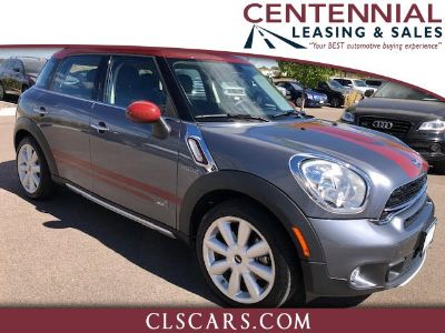 2016 MINI RDX S ALL4 (Earl Grey Metallic)