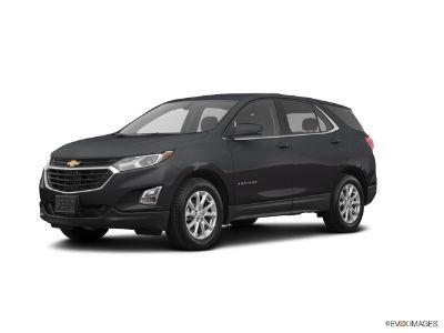 2018 Chevrolet Equinox LT 1.5 TURBO (Nightfall Gray Metallic)