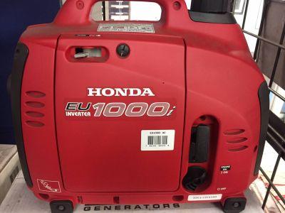 2013 Honda Power Equipment eu1000tia Generators Marina Del Rey, CA