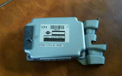 Buy 05-06 NISSAN ALTIMA TRANSMISSION CONTROL MODULE TCM OEM motorcycle in Clermont, Florida, United States, for US $20.00