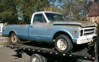 1968 Chevrolet C20 2WD
