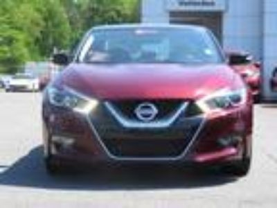 used 2017 Nissan Maxima for sale.