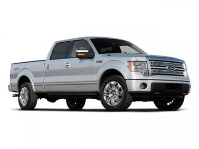 2009 Ford F-150 XLT (Red)
