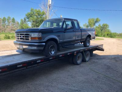 1994 f150 for parts 4x4