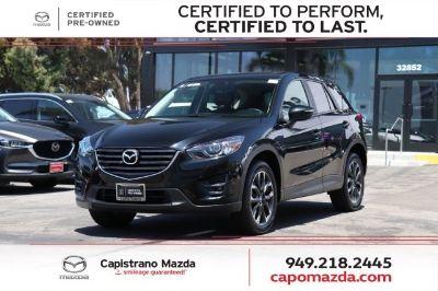 2016 Mazda CX-5 Grand Touring (JET BLACK MICA)
