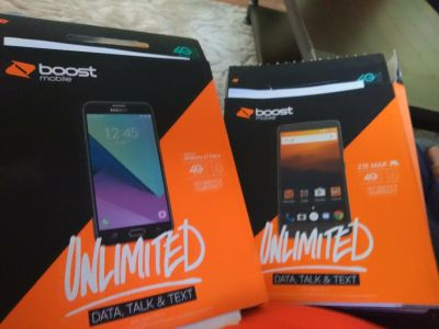 Boost mobile phones new