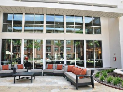 1br, Furnished apartment galleria uptown