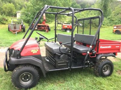 Purchase 2008 Kawasaki Mule 3010 4 seater diesel with power steering motorcycle in Barre, Vermont, United States, for US $4,600.00