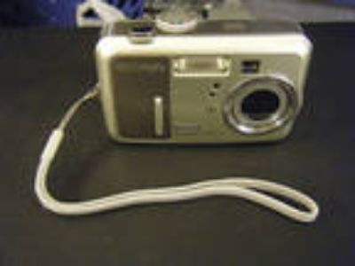 Kodak EasyShare CX7530 5.0 MP Digital Camera - Silver