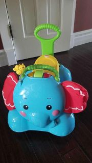 Fisher-Price push/ride-on toy