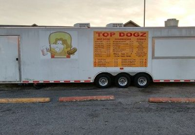 2009 Custom Concession-32 -Food-Trailer