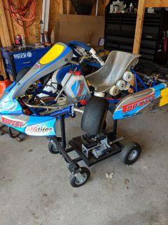 Top Kart Blue Eagle