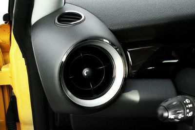 Find ACC 191011 - 07-10 Mini Cooper Polished Vent Bezel Trim Car Interior Chrome Trim motorcycle in Hudson, Florida, US, for US $32.72
